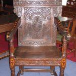 Mayor's Chair **