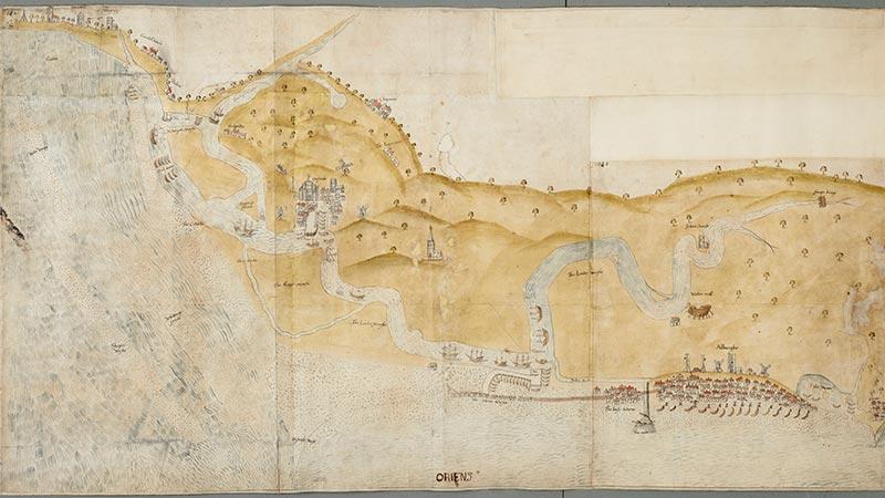 Tempus Eliz Map