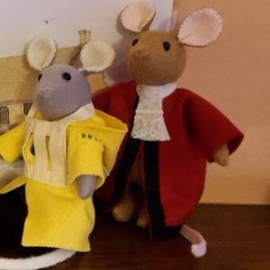 Come And Meet Our Museum Mice.